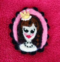 Princess Dolly Pin by Lethiel