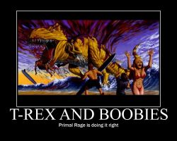 Who remembers Primal Rage? by MammothKing