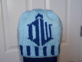 Doctor Who Toque 2.0-A by harelquin-demon