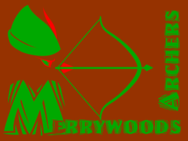 Merrywoods Archers Emblem With TeamName. On Brown by zakazen