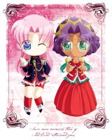 +Utena-Memories+ For Sel by Hanaurimusume
