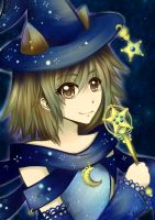 Witch of the Night ::OC:: by Nyanzilla
