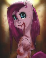 Hello Pinkamena by ForgetMorals