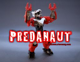 Predanaut Action Figure by Mecha-Zone