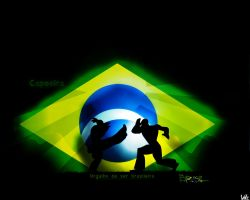 Capoeira Brasil by voods