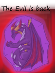 The Evil is back CCover by xSpickeyx