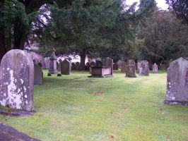 LD Grasmere Church 12 by wilterdrose-stock