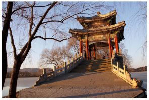 Summer Palace Park 3 by phrozendesign