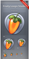 Icon Fruity Loops Studio by ncrow