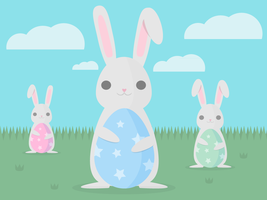 Easter Cuties by apparate