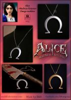 Alice: Madness Returns - Omega Necklace by Rei-Doll