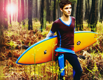 Colin Morgan manip by OrlaDark
