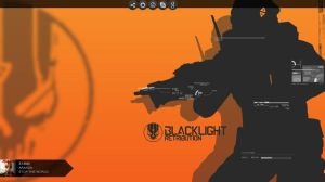 blacklight rainmeter by Adamanimie