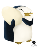 Gunter So Cute by darthfilart