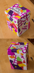 Tombola Box by PuddingValkyrie
