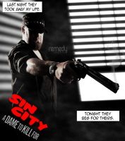 Mr. M - Sin City by remydarling