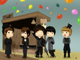 SHINee 1000 Years Always By Your Side by Pelusita-Fideos