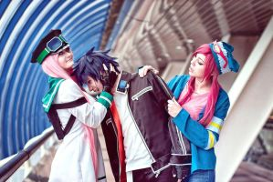 Air Gear by NatalieCartman
