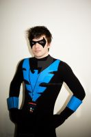 Nightwing by The-Prez
