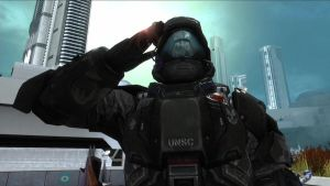 Halo reach Exodus ODST by Admiral-Kevin
