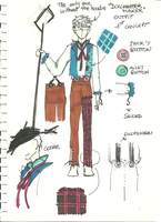 LET'S DESIGN: Jack Frost AMA outfits 01 by SunVenice