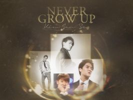 Never Grow Up by o3he0
