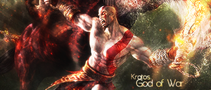 Kratos V2 by Kash2Smash