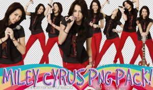 Miley cyrus png Pack by behindmyenemylines