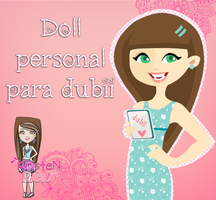 Doll personal para dubii by RoohEditions