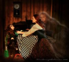 The Curse of the Green Faerie by WanderingBohemian