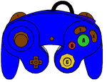 Gamecube Controller - SMG4 Edition by TuffTony