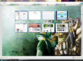 Hope theme Google Chrome by Lina1562