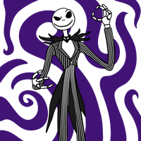 Halloween Deviant - Jack Skellington by euamodeus