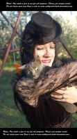 Lady With A Cat And A Hat (4) by Mithgariel-stock