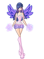 WINX:TWILIGHT SPARKLE by caboulla