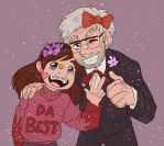 Stan and Mabel by MidoriLied