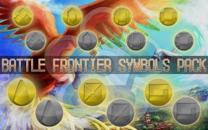 Battle Frontier Symbols by RamiroMaldini