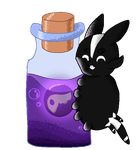 Spectre's Bottle Core by Pixiu-Adopts