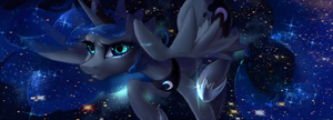 The Star Of The Night by My-Magic-Dream