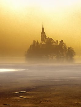 Bled on ice by Mare1234