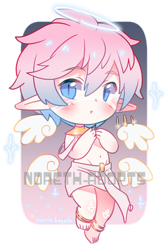 Arcangel Adopt Auction - EXTRA - CLOSED by Noreth-Adopts
