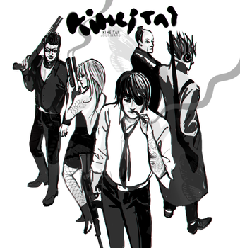 Kiheitai Mafia by Ultima-eFFik