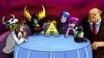Disney XD's House of Villains by Chill8ter