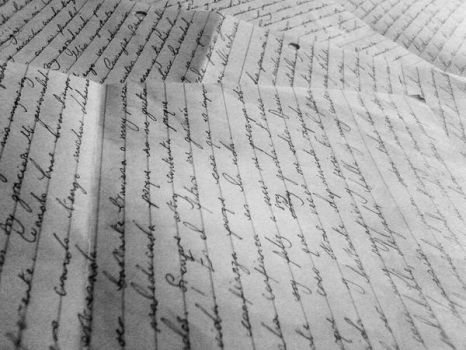 i wrote you all these letters by Abbie-shots