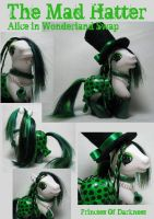 Mad Hatter by DeepDarkCreation by customlpvalley