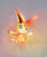 Victini by fra-92