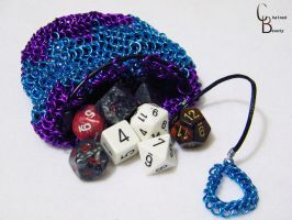 Chainmail bag v1.2 by ChainedBeauty
