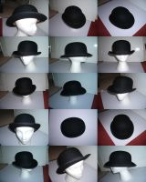 Bowler Hat Selectio by GeneralVyse