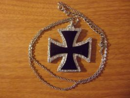 Iron Cross by Fiomay