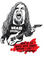 JEFF HANNEMAN by GAYOUR